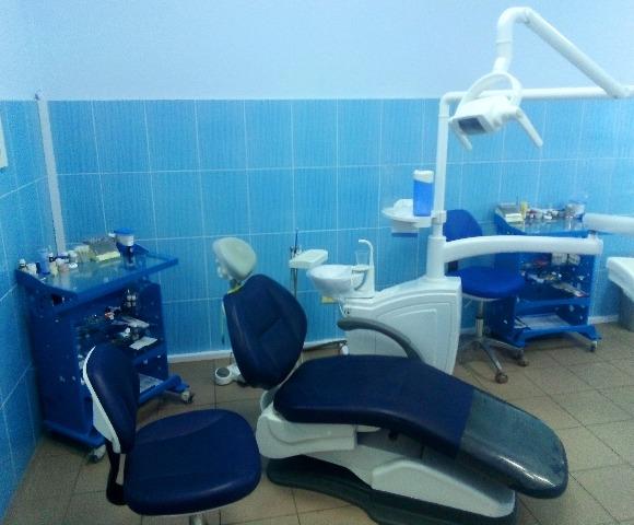 Клініка оснащена всім необхідним сучасним обладнанням